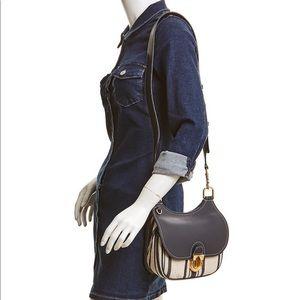 Tory Burch small saddle bag